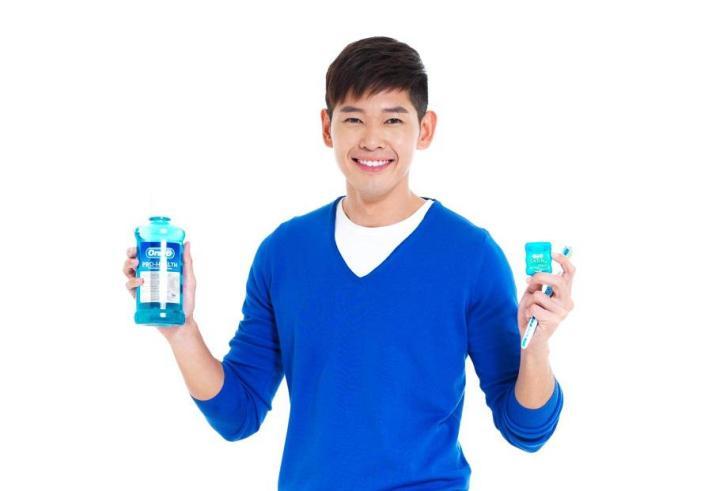 Romeo Tan for Oral-B