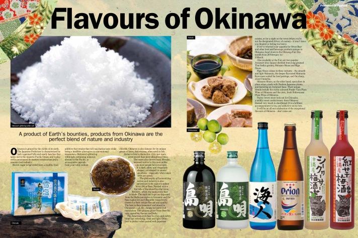 TimeOut Singapore February 2013 - Flavours of Okinawa