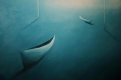 LAs golondrinas y el mar (2010/2014), detail, Sabiana Paoli Art Gallery
