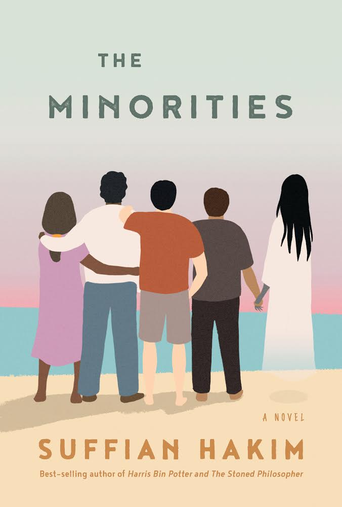 THEMINORITIES NEW COVER